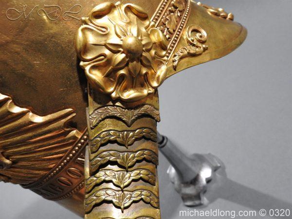 michaeldlong.com 7264 600x450 Inniskilling Dragoons Officer's 1834 Pattern Helmet