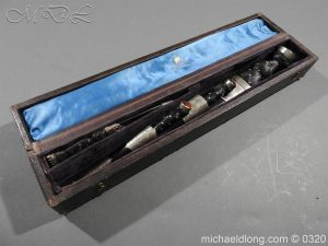 michaeldlong.com 7339 300x225 Scottish Silver Mounted Cased Dress Dirk