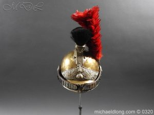 French Cuirassier Helmet