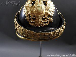 michaeldlong.com 7375 300x225 Austrian Dragoon Helmet Model 1905