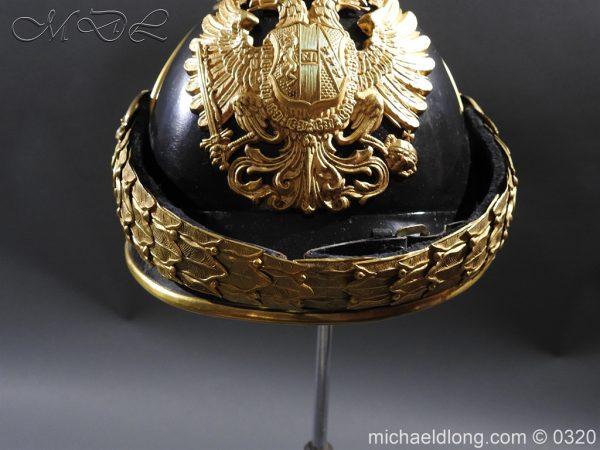 michaeldlong.com 7375 600x450 Austrian Dragoon Helmet Model 1905