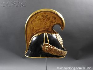 michaeldlong.com 7376 300x225 Austrian Dragoon Helmet Model 1905