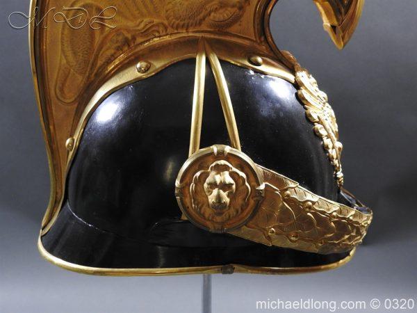 michaeldlong.com 7378 600x450 Austrian Dragoon Helmet Model 1905