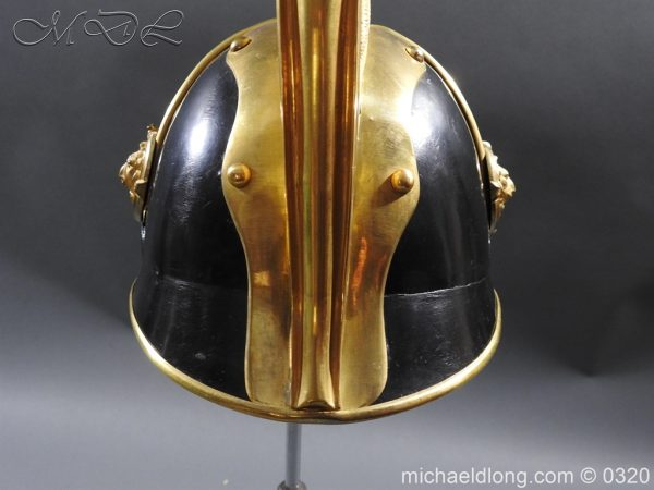 michaeldlong.com 7380 600x450 Austrian Dragoon Helmet Model 1905
