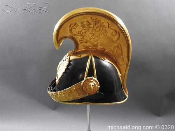 michaeldlong.com 7381 600x450 Austrian Dragoon Helmet Model 1905
