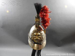 Belgium Cuirassiers 1845 Helmet