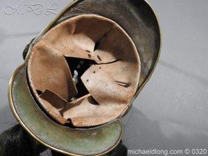 michaeldlong.com 7398 300x225 Belgium Cuirassiers 1845 Helmet