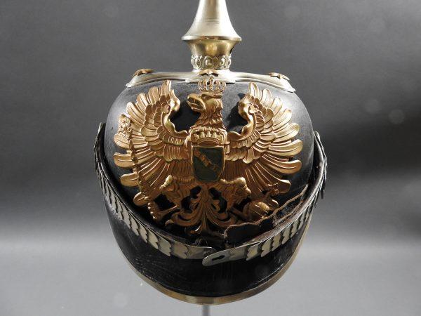 DSCN7180 600x450 Prussian Senior Fire Officer's Pickelhaube