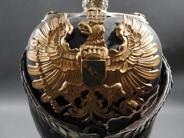 DSCN7181 600x450 Prussian Senior Fire Officer's Pickelhaube