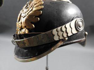 DSCN7189 300x225 Prussian Senior Fire Officer's Pickelhaube