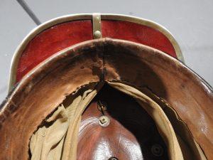 DSCN7190 300x225 Prussian Senior Fire Officer's Pickelhaube