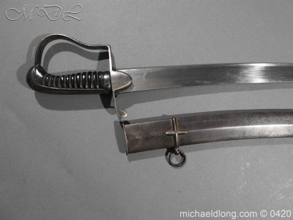 michaeldlong.com 7434 600x450 Royal Horse Artillery Presentation Sword 1805