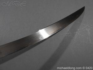 michaeldlong.com 7441 300x225 Royal Horse Artillery Presentation Sword 1805