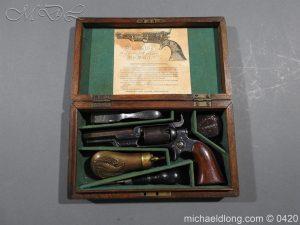 Colt Model 2 Cased Roots Revolver