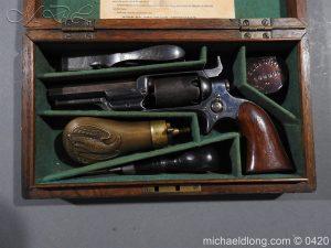 michaeldlong.com 7467 300x225 Colt Model 2 Cased Roots Revolver