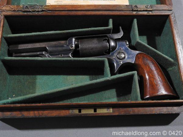 michaeldlong.com 7475 600x450 Colt Model 2 Cased Roots Revolver
