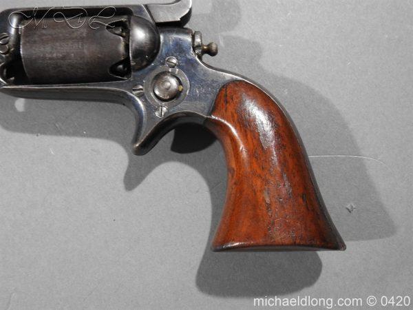 michaeldlong.com 7480 600x450 Colt Model 2 Cased Roots Revolver