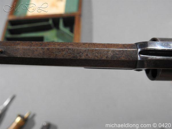 michaeldlong.com 7484 600x450 Colt Model 2 Cased Roots Revolver