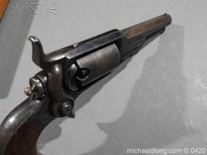 michaeldlong.com 7486 300x225 Colt Model 2 Cased Roots Revolver