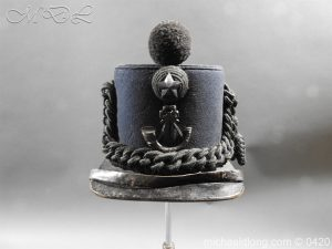 Cameronians Scottish Rifles Shako