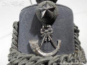 michaeldlong.com 7583 300x225 Cameronians Scottish Rifles Shako