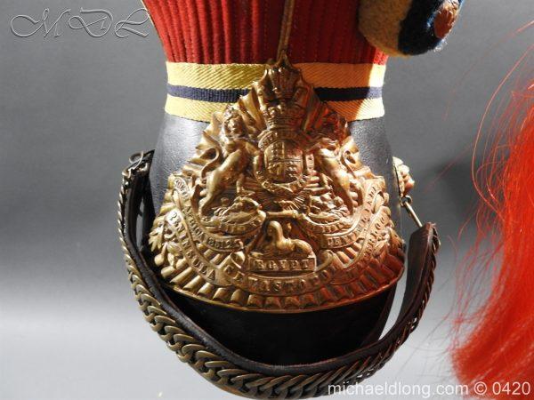 michaeldlong.com 7589 600x450 Victorian 12th Prince Of Wales Lancer's N C O' S Lance Cap