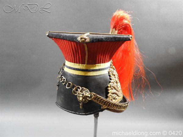 michaeldlong.com 7591 600x450 Victorian 12th Prince Of Wales Lancer's N C O' S Lance Cap