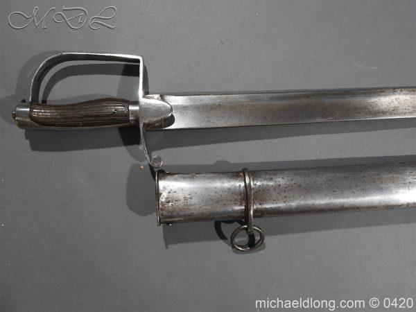 michaeldlong.com 7607 600x450 British 1788 1796 Heavy Cavalry sword