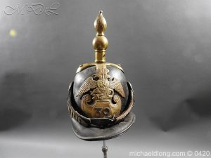 Imperial Russian Officer's Pickelhaube c 1840