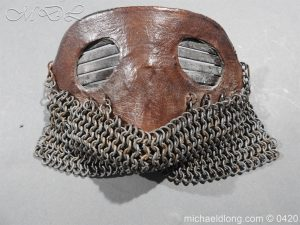 British WW1 Tank Crew Splatter Mask