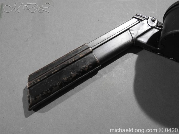 michaeldlong.com 7831 600x450 Luger LP 08 Artillery 9mm 32 Round Magazine