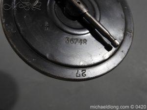 michaeldlong.com 7836 300x225 Luger LP 08 Artillery 9mm 32 Round Magazine