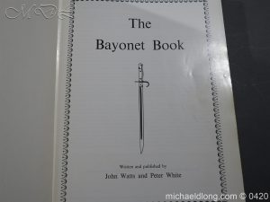 The Bayonet Book
