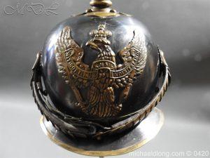 michaeldlong.com 7945 300x225 German 8th Jager zu Pferde Helmet