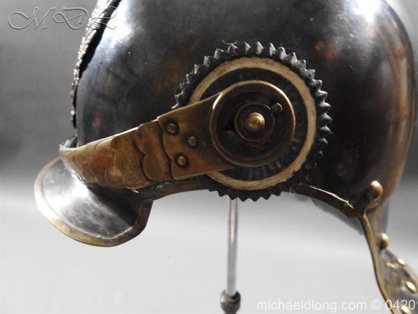 michaeldlong.com 7953 600x450 German 8th Jager zu Pferde Helmet