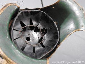 michaeldlong.com 7955 300x225 German 8th Jager zu Pferde Helmet