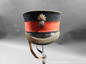 Royal Welsh Fusiliers Officer's Forage Cap