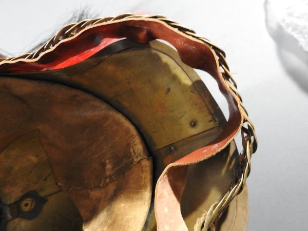 DSCN7726 600x450 British 3rd Dragoon Guards Troopers Helmet