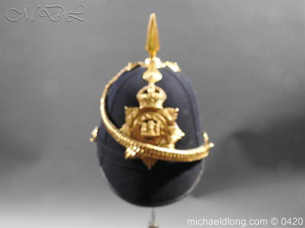 michaeldlong.com 7976 600x450 Devonshire Blue Cloth Helmet