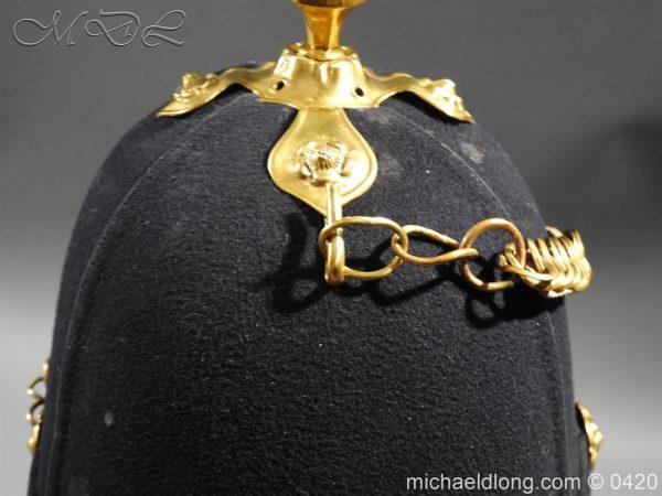 michaeldlong.com 7982 600x450 Devonshire Blue Cloth Helmet