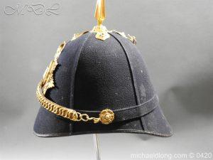 michaeldlong.com 7984 300x225 Devonshire Blue Cloth Helmet