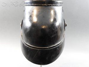 michaeldlong.com 8184 300x225 Prussian Infantry Shako Dated 1910