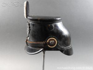 michaeldlong.com 8185 300x225 Prussian Infantry Shako Dated 1910