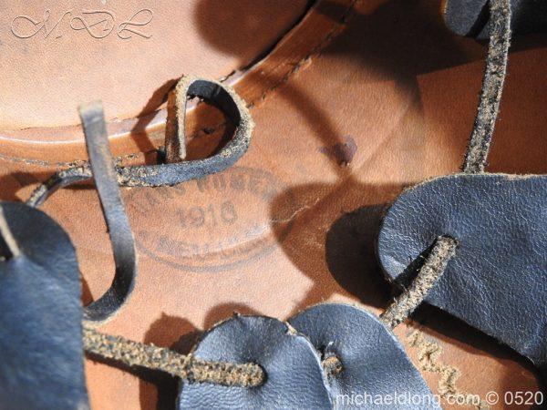 michaeldlong.com 8190 600x450 Prussian Infantry Shako Dated 1910