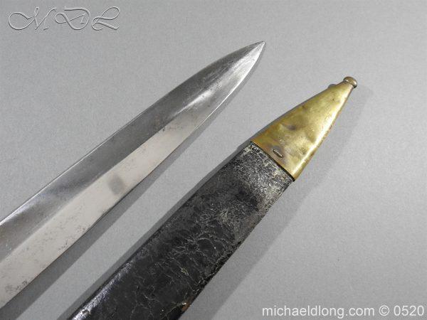 michaeldlong.com 8282 600x450 French 1831 Pattern Sidearm 26