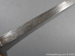 michaeldlong.com 8328 300x225 British Land Transport Corps 1855 Pattern Short Sword 51
