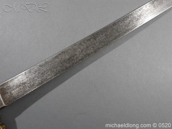 michaeldlong.com 8328 600x450 British Land Transport Corps 1855 Pattern Short Sword 51