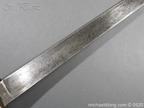 michaeldlong.com 8333 600x450 British Land Transport Corps 1855 Pattern Short Sword 51