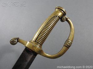 michaeldlong.com 8371 300x225 French 1821 30 Pattern Guard Nationale Infantry Sidearm 74
