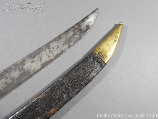 michaeldlong.com 8379 600x450 French Sabre Briquet c1816/30 87